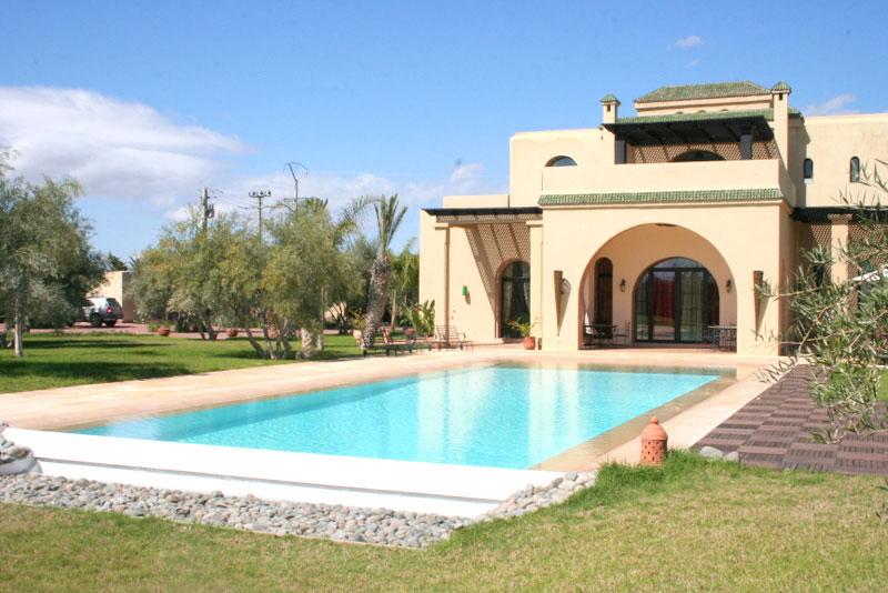 construction piscine marrakech
