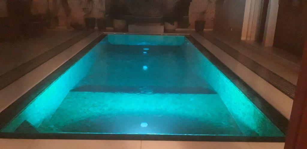 Couverture piscine Maroc